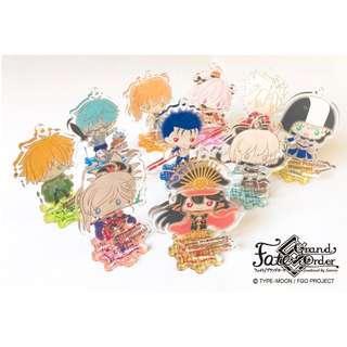 [PO] Fate/Grand Order FGO x Sanrio Acrylic stands Vol.2