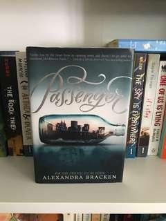 🚚 young adult books: passenger by alexandra bracken
