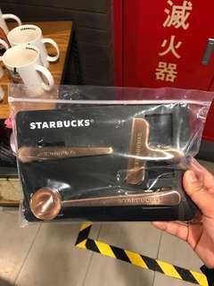 Starbucks clips