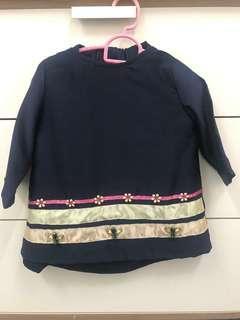 baju kurung bayi 2