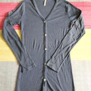 🚚 薄棉外套(較長版)