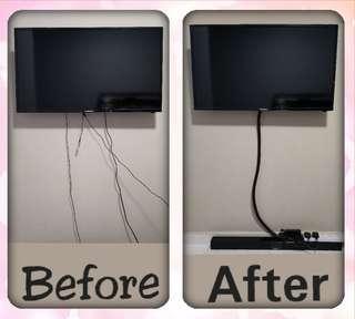 🚚 Wire holder