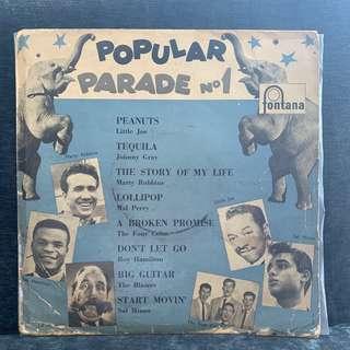 Popular Parade No. 1//Compilation