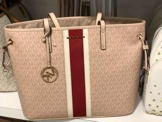 299 LIMITED OFFER ONLY! Michael Kors Jet Set Travel Drawstring Tote Bag ☆AUTHENTIC☆
