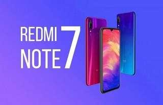 REDMI NOTE 7 (4GB+64GB)