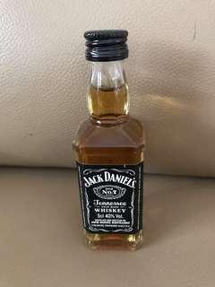 🚚 Mini Liquor Bottle for Display