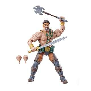 "Hercules 6"" Marvel Legends Avengers"