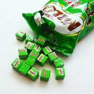 Milo Energy Cubes (100pcs) with Free Home Delivery