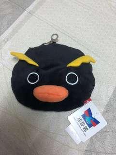企鵝造型零錢包(可放悠遊卡、可伸縮拉長)