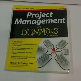 Project Management Book for Sales