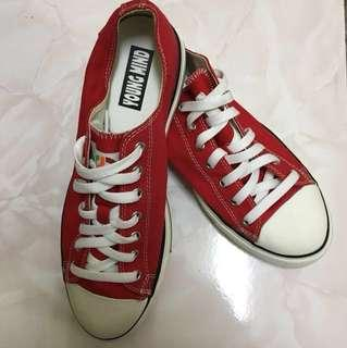 🚚 [男款]YOUNG MIND 帆布鞋