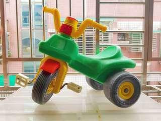 二手😊幼兒三輪腳踏車 幼童腳踏車 兒童三輪車