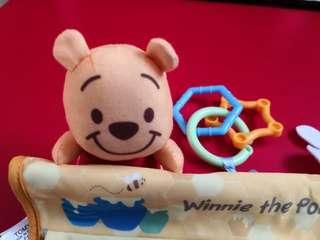 Disney winnie the pooh Stroller Toy