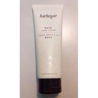 茱莉蔻-Jurlique-玫瑰護手霜-125ml-澳洲購入