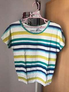 Bright Stripe Tee