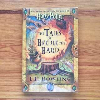 Harry Potter: The Tales of Beedle the Bard [First Edition] by JK Rowling