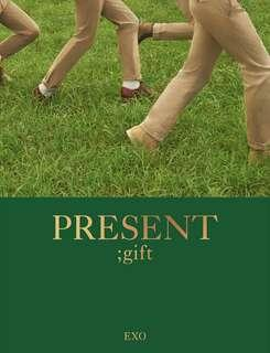 (MAY) Fast EXO Photobook 'Present' Order