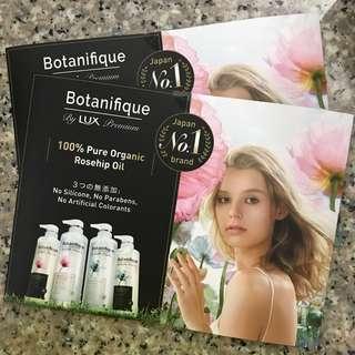 Lux botanifique samples