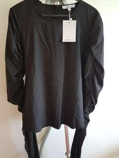 Lubna black top