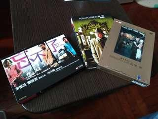 DVD Movie Package - $50 for 2