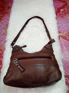 STONE MOUNTAIN LEATHER BAG