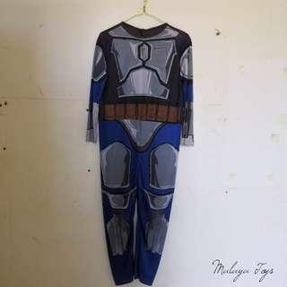 Star Wars Jenggo Fett Costume