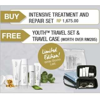Shaklee Youth Intensive Treatment and Repair Set