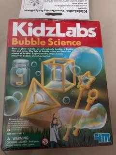 KidzLabs Bubble Science 5yo+