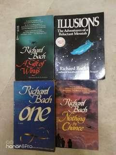 Richard Bach - set of 4