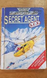🚚 Secret Agent ACE