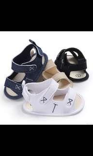 🚚 Geo Sandals