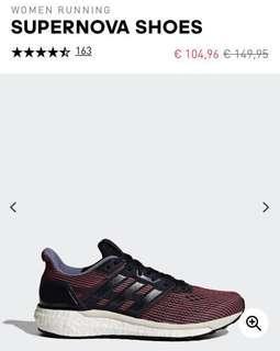 🚚 Adidas running shoes