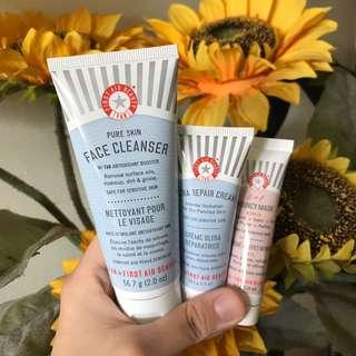 first aid beauty skincare