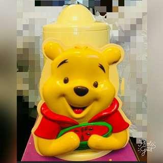 收藏已久 全新 🖒Winnie The Pooh 好靚嘅😍刨冰機