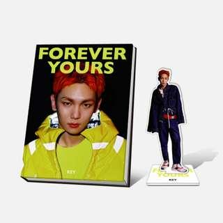 SHINee Key - Forever Yours' MUSIC VIDEO STORY BOOK