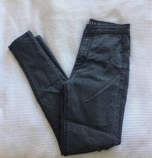 Highwaisted Skinny Jeans