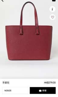 H&M 皮袋