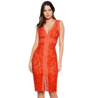 Bardot Lace Dress - Size 6 BNWT