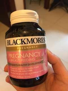 孕婦黃金營養素