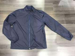 Zegna light shell jacket