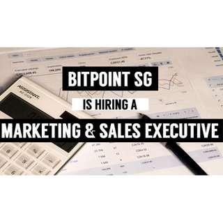 Marketing & Events Executive