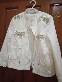 Studded jacket!!