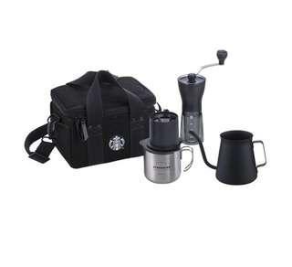 台灣代購 台灣直送 Starbucks [星巴克]旅行風格咖啡組