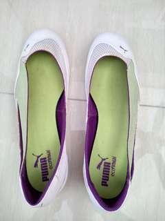 Puma Eco Ortholite Leather Sneakers (Not Adidas / Nike / Skechers)