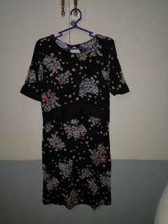 Mother 2 Be Maternity Nursing Dress