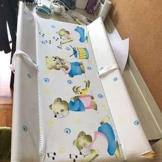 Baby Diaper Changing Station Mat