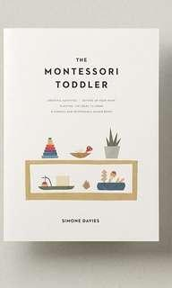 The montessori toddler book (preorder)