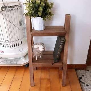 簡單雜貨-Zakka鄉村風雜貨置物架 花架