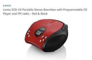 🚚 CD Player & FMRadio