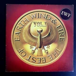 🚚 Earth, Wind & Fire - Best of Earth Wind & Fire, Vinyl Record